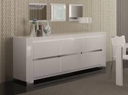 White Gloss Sideboard Cheap Decorating Dining Room Buffets And Sideboards Dining Room