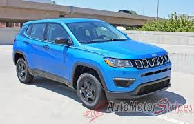 jeep altitude 2018 2017 2018 jeep compass stripes vinyl graphics decals door body