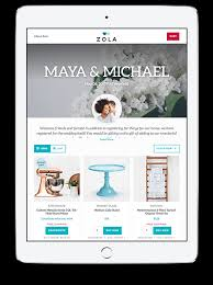wedding registry all in one all your wedding registry needs in one place zola i think i