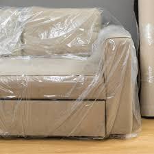 protection pour canapé housse de protection opaque pour matelas 2 personnes 230x160x22cm