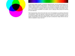 100 color printing test page shutterstock print test page