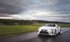 lexus lc spy photos 2018 lexus lc500 pictures photo gallery car and driver