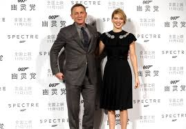 Spectre Film by In Pictures Spectre Premieres Around The World Entertainment