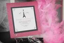 eiffel tower invitations parisian style invitations