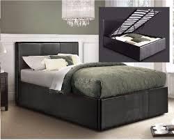Amazon Fabric Bed Frames Birlea Berlin Bed Fabric Grey King Size Amazon Co Uk Kitchen