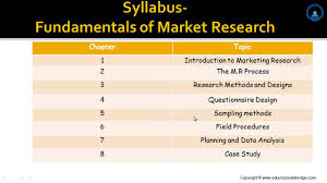 what is the latin root meaning light fundamentals of marketing research youtube