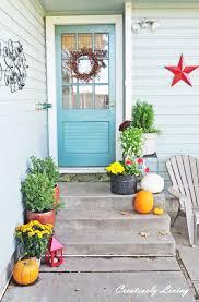 my fall back porch creatively living blog idolza