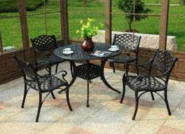 Iron Patio Table And Chairs 31 Unique Cast Iron Patio Table Pictures 31 Photos Home