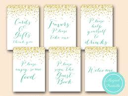 mint to be bridal shower gold mint bridal shower and signs magical printable