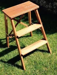 ikea step stool rroom me how to turn an ikea step stool into a shabby chic bedside table