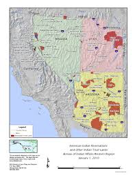 Map Of Cedar City Utah by File American Indian Reservations And Other Indian Trust Lands