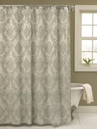damask shower curtains oh so girly