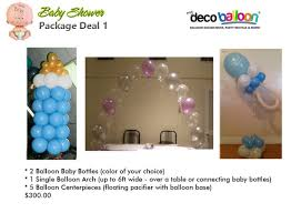 Balloon Decoration For Baby Shower Balloon Decorations Balloon Decorations In New Jersey Balloon