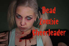 dead zombie cheerleader youtube