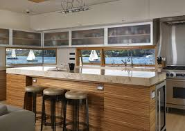 island kitchen counter kitchen countertop ideas 30 fresh and modern looks