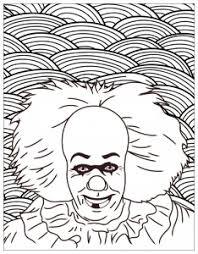 horror michael myers halloween coloring pages adults