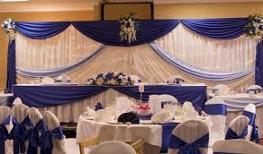 wedding backdrop blue aliexpress buy free shipping 3m 6m luxury navy blue with