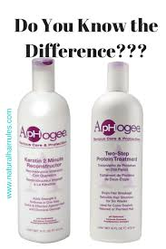 homemade hair reconstructor aphogee conditioners don t get these two confused natural hair