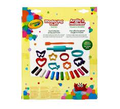 modeling clay tool kit crayola