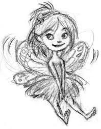 cute fairy sketch mermaids and fairies pinterest fairy