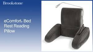 bedroom using lovely bedrest pillow for amusing bedroom
