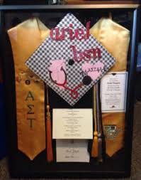graduation shadow box cap and gown 10 nursing shadow boxes on that will inspire you to make