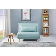 canapé lit une personne fauteuil 1 place convertible achat vente pas cher