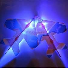 led light up toys wholesale wholesale 5 pcs amazing led light airplane rocket helicopter flying