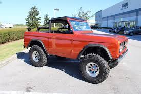 baja bronco for sale 1974 ford bronco stock 74bronc for sale near sarasota fl fl
