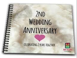 mahesh prachi 2nd wedding anniversary wishes by mk studio e