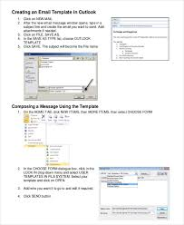 message template u2013 15 free word pdf documents download free