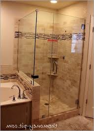 new tile shower cost more eye catching design troo