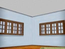 Painting Over Popcorn Ceiling by How To Remove A Popcorn Ceiling 12 Steps With Pictures