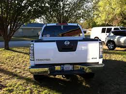 nissan frontier accessories 2012 clear chrome tail lights opinions nissan frontier forum