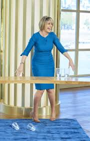 Challenge Water Wrong Ruth Langsford Left Soaking After Challenge Goes Wrong On This