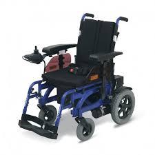 sedia elettrica per disabili carrozzina elettrica olympia pieghevole e compatta