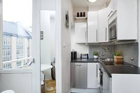cuisine laqu馥 taupe kis lakás berendezés okos térfelosztással egy ötletes mini