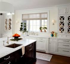 kitchen room best espresso kitchen island with white large