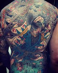 tattoo back japanese back japanese tattoo by holy fox tattoo insider