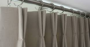 Pinch Pleat Drapery Panels How Much Fabric For Single Pinch Pleat Curtains Nrtradiant Com