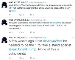 king myers kanye west tweets fraud mymusicmylife com
