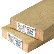 2 in x 6 in x 10 ft hon run pressure treated lumber 185543