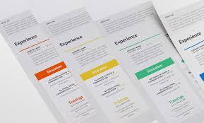 free minimal resume psd template free free clean minimal resume design template psd good resume