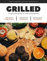 magasine cuisine customize 94 food magazine cover templates canva