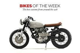 Custom Bikes Of The Week 3 January 2016 Bike Exif
