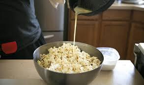 Seeking Popcorn Seaweed Popcorn