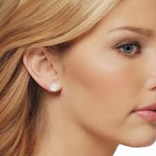 what size diamond earrings what size diamond stud earrings stud earrings references