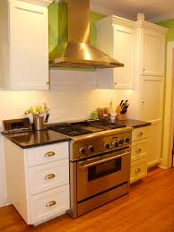 kitchen color ideas for small kitchens kitchen design backsplashes for small kitchens pictures ideas from hgtv hgtv pick a wall