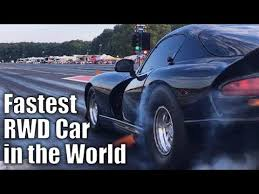 fastest dodge viper in the tt dodge viper is unleashed rwd king of the half mile