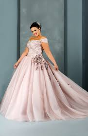 pink plus size wedding dresses pictures ideas guide to buying